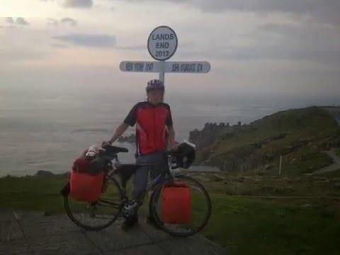 cycle touring the uk pt1: england and wales