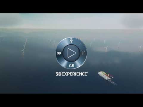 MOG - Revolutionizing Offshore Foundations with 3DEXPERIENCE on the Cloud