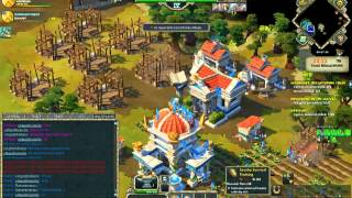 Age Of Empires Online - Greek - Legendary Soloi - Basic Gastraphetes Build (1 Of 2)