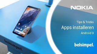 Tips & Tricks - Nokia Android 9: Apps installeren