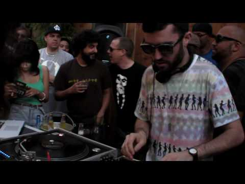 DJ A-TRAK - IN HEAVENNN - LIVE @ THE DO OVER 8.9.09