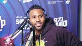 Watch what makes Jason Derulo want to blush on The Morning Show