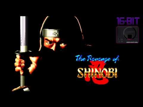 Revenge of Shinobi Music - China Town (Remastered)
