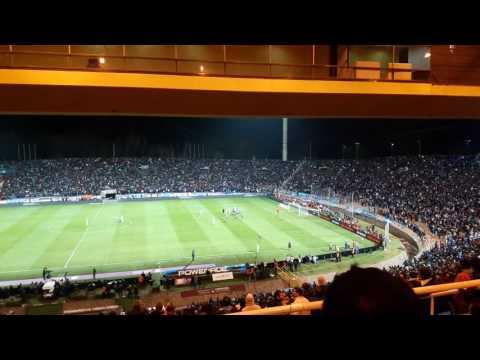 La caricia de Messi que se vivió como un gol