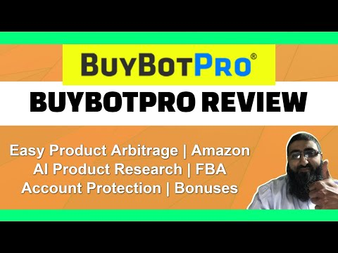 BuyBotPro Review | AI Product Research 🛒 | Amazon Product Arbitrage | Bonuses thumbnail