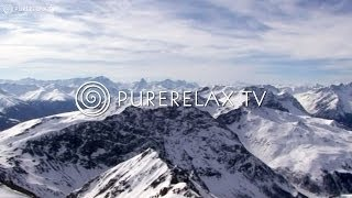 Nature Videos - Downtempo, Chill Out, Relaxing & Meditation - WHITE WINTER WONDERLAND