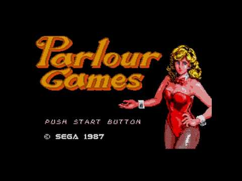 Ep 73 - Parlour Games Darts - Master System - One Credit Clear