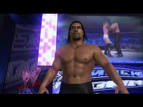 WWE SmackDown Vs Raw 2010 - The Great Khali Entrance (HQ)
