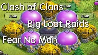 Clash of Clans | Highest Loot | Easy Attacks | Big Loot