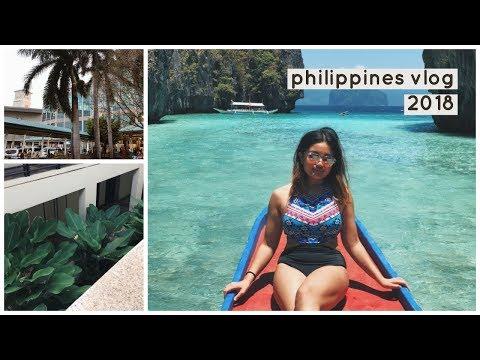 Philippines Vlog 2018 // Angelica Violette