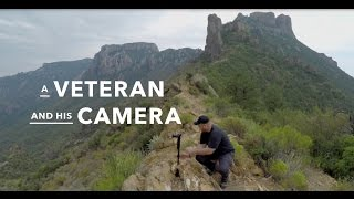 A Veteran and His Camera - HitRECord x Find Your Park