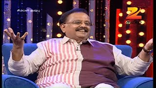 S. P. Balasubrahmanyam | Simply Khushbu - Tamil Talk Show - Episode 17 - Full Episode