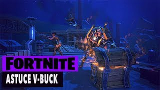 FORTNITE - SAUVER THE WORLD - TIP V-BUCK!
