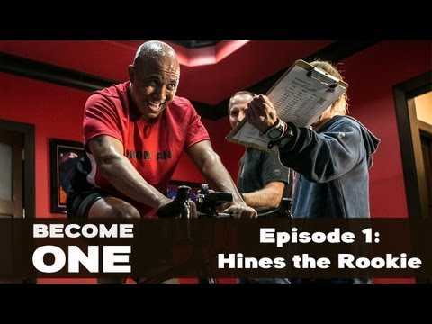 Hines Ward BECOME ONE: Episode 1 - Hines the Rookie