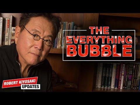 The Everything Crash is Coming - Robert Kiyosaki Quarantine Updates