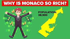 Why Is Monaco So Rich?