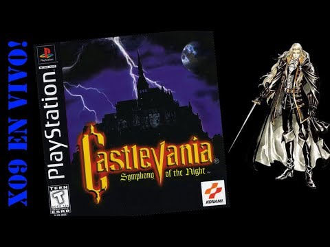 X09 Gameplay Castlevania Symphony of the Night (Parte 1)