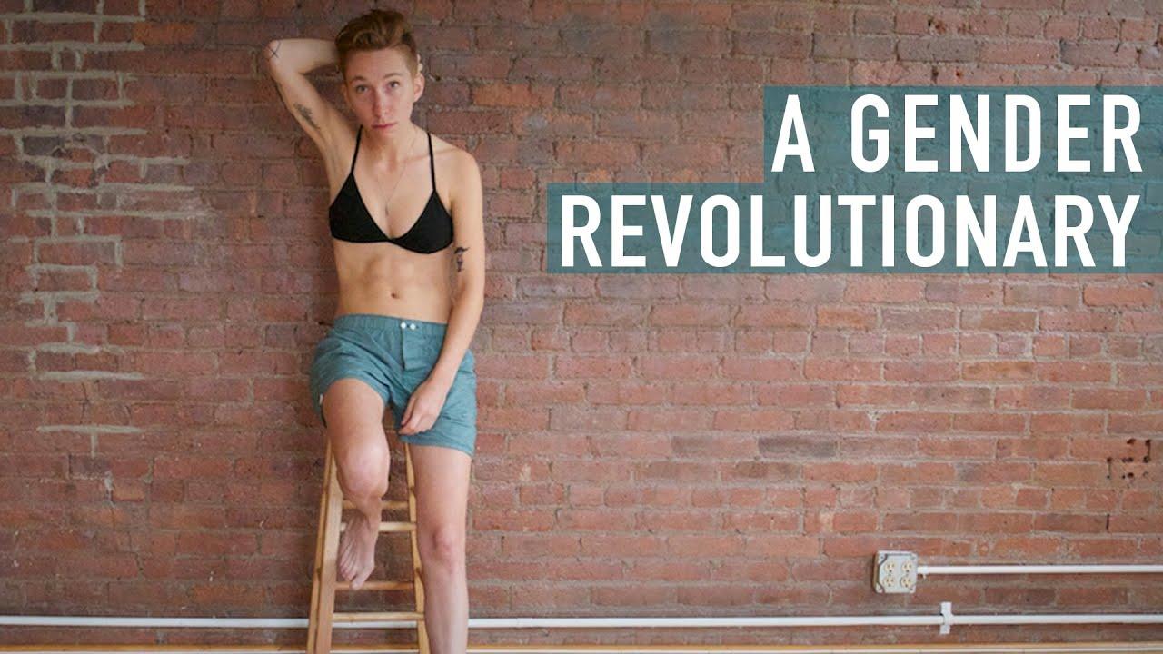 Download A Boy, A Girl, A Gender Revolutionary: iO Tillett Wright