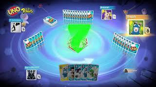 THIS GAME!!!! | UNO Online Episode 2 W/ The Aardvark & Mr. Rage