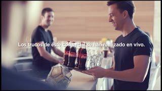 Coca-Cola: Sentí la magia