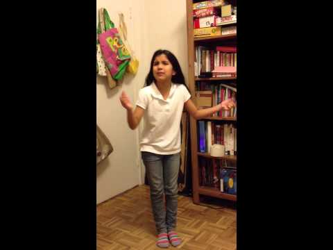 Sarah Tie Wicked monologue (elphaba)