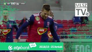 MOL Vidi FC – Mezőkövesd Zsóry FC | 1-0 | (1-0) | OTP Bank Liga | 25. forduló | MLSZTV