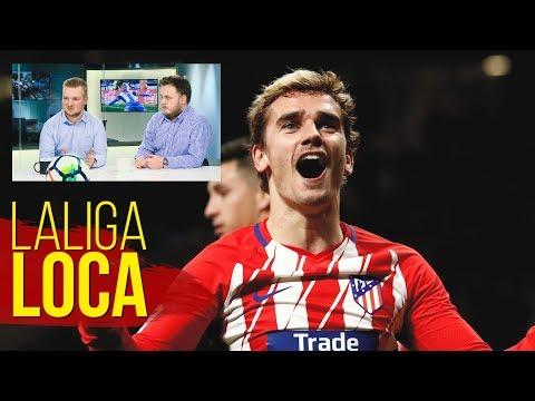 La Liga Loca #24 - Porażka Realu, Griezmann gromi Leganes!