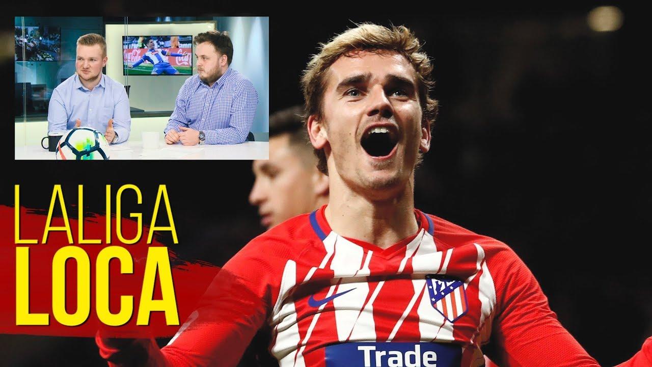 La Liga Loca #24 – Porażka Realu, Griezmann gromi Leganes!