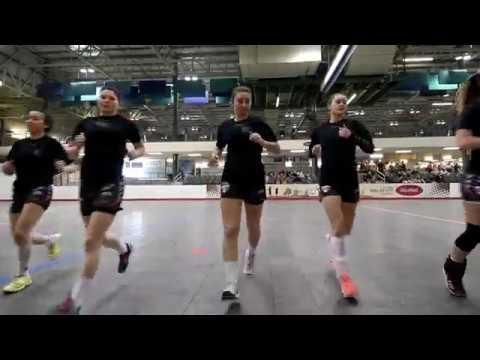 Canadian Team Handball  Sr Nationals  highlight Video