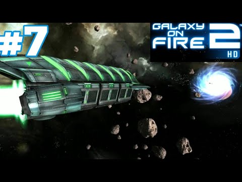 Galaxy On Fire 2 HD Android IOS Gameplay Walkthrough #7 The Final Blow