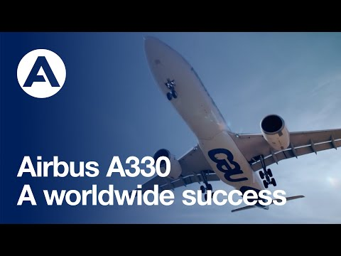 The worldwide success of A330 continues