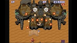 Aero Fighters (SNES) - Full Run on Super Hard