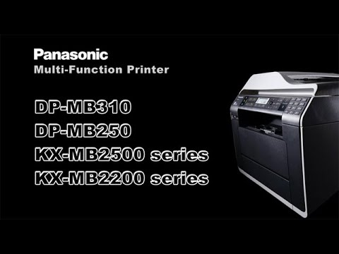 PANASONIC KX-MB2030BL MULTI-FUNCTION STATION DEVICE MONITOR DRIVERS FOR WINDOWS 7