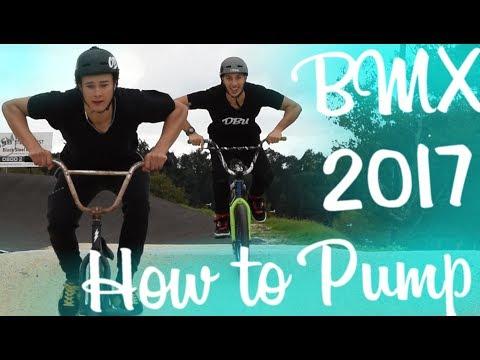 JADEN LEEMING - HOW TO BMX 2017 - HOW TO PUMP
