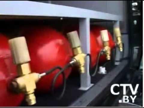 Заправка метана в домашних условиях 119