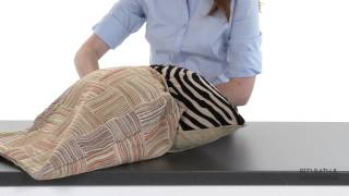 MYOP Square Throw Pillow Insert and Cover at Bed Bath & Beyond