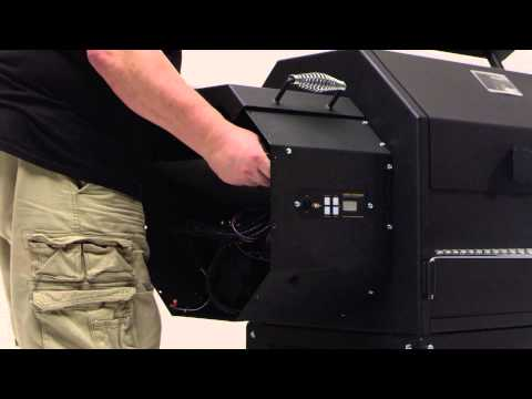 Yoder Smokers Pellet Grills | Replacing the Hopper | A90100