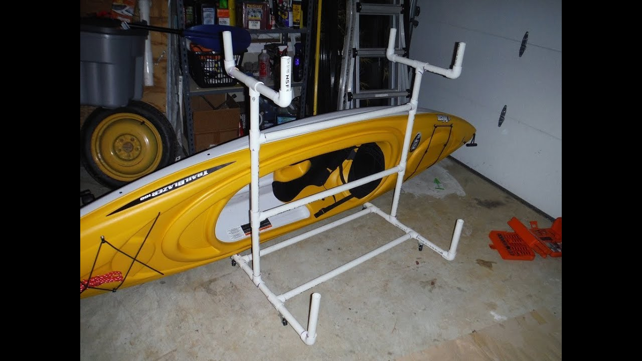 Access How To Make A Kayak Rack Out Of Pvc Distance