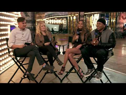 Backstage with LL Cool J & Chrissy Teigen at Lip Sync Battle: All-Stars Live