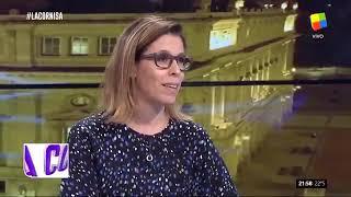 Video: Laura Alonso no querellará en causas de corrupción del gobierno de Macri
