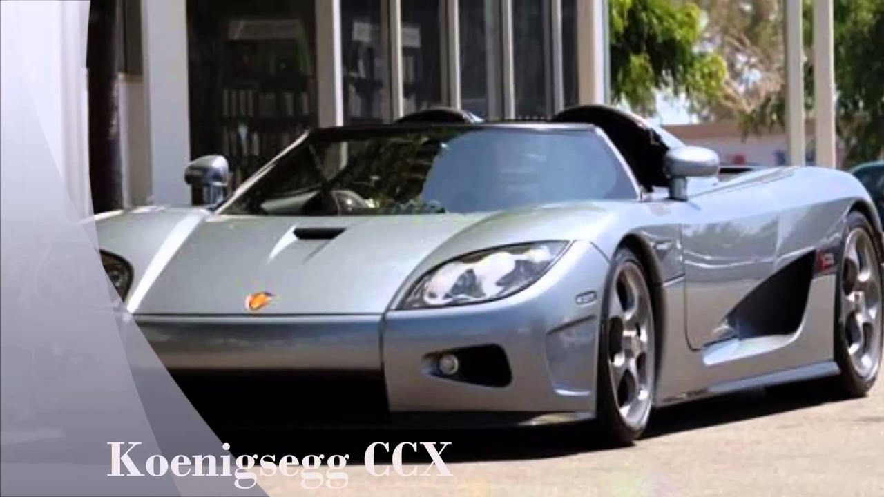 The List Top Fastest Supercars Youtube