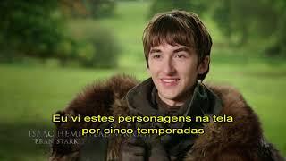Game of Thrones Temporada 7 | Comentários do elenco episódio #4