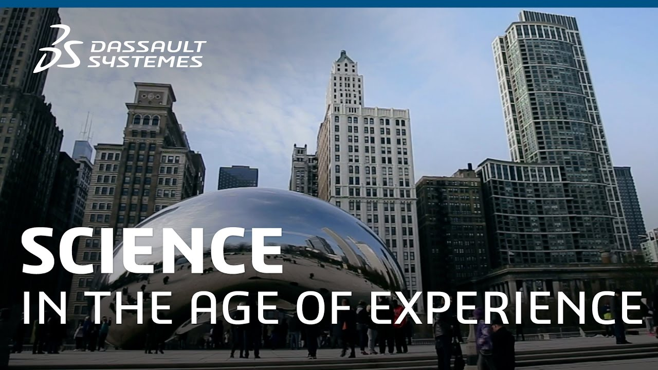 Science in the Age of Experience 2017 in Chicago - Teaser - Dassault Systèmes