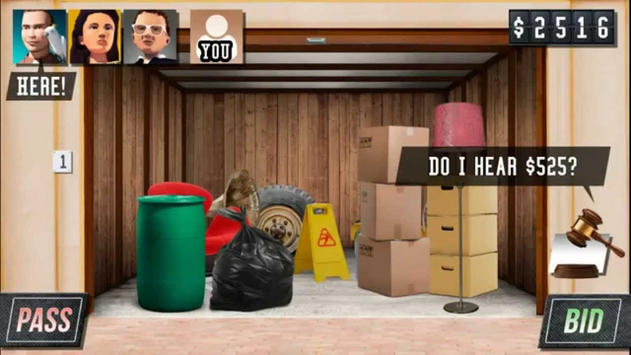 Auction Wars Storage King Android Ios Play Review