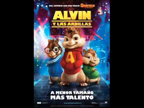 The Chipmunks Ft. Alexis y Fido - Energia