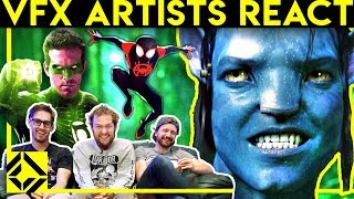 Download VFX Artists React to Bad & Great CGi 6 Mp3 and Videos