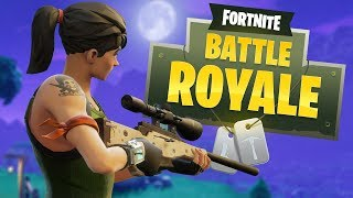 Fortnite BATTLE ROYALE-PLAYED WITH LUCK and MITEI DENOVO (free game)