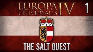 Europa Universalis IV - The Salt Quest - Part 1