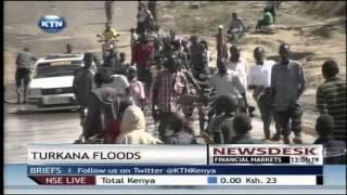 Transport along Lodwar-Sudan highway paralyzed following heavy rains