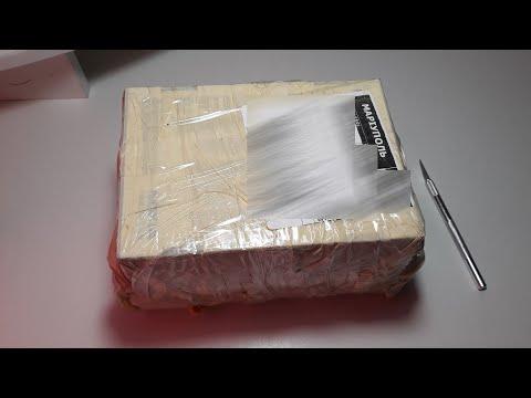 Посылка от подписчика Сергея из Ивано-франковска. Огромная коробка котов в мешке. Смотри что получил